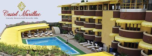 Hotel castel marillac abidjan abidjan4you for Maillesac housse